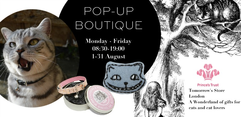cheshire & wain pop-up boutique